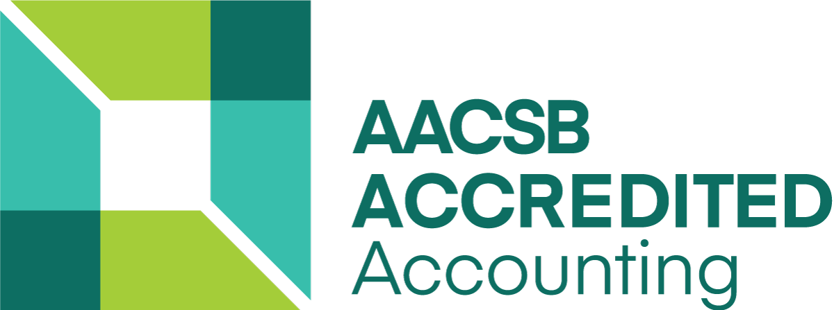 AACSB International Accounting logo