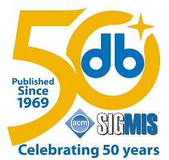 Data Base 50th Anniversary